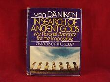 Erich von Daniken: In Search of Ancient Gods 1st. Edition!!