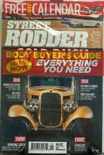 Street Rodder January 2017 Gold Rush Body Buyer's Guide  FREE SHIPPING sb