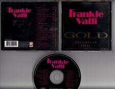 FRANKIE VALLI Gold Greatest Hits 1994 CD DISKY HOLLAND Grease Four Seasons