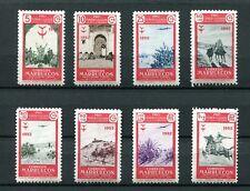 1952.MARRUECOS.EDIFIL 361/68**.NUEVOS SIN FIJASELLOS.(MHN).CAT 42 €