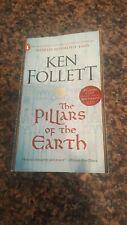 Kingsbridge Ser.: The Pillars of the Earth : A Novel by Ken Follett (1990, UK- …