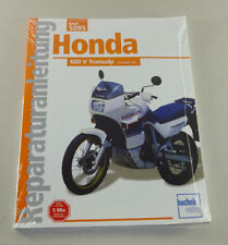 Manual de Reparación / Manual Honda 600V Transalp - Desde Año 1987
