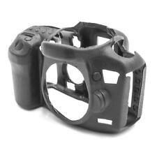 Cover Case Boîtier silicone noir pour Canon EOS 7D Mark II