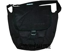 Reebok Essential City Bag schwarz Umhängetasche Schulter-Tasche Daybag