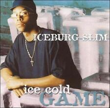 Slim, Iceburg : Ice Cold Game CD
