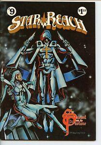 Star*Reach #9 1977 Fine+