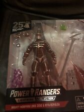 Power Rangers Lightning Collection 25th Anniversary Wedding Lord Zedd (only)