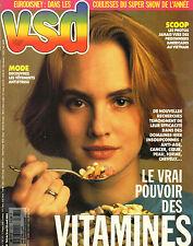 VSD N°763 azzedine alaia serguei krikaliev yannick noah guerre du vietnam 1992
