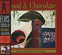 Elvis Costello and The Attractions - Blood And Chocolate [CD]