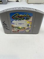 Cruis'n World (Nintendo 64, 1998) Authentic and Tested! Cruisin Cruising N64