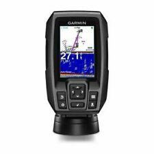 "Garmin STRIKER 4 Portable Bundle 3.5"" CHIRP Fishfinder W/ GPS & Kit 010-01550-10"