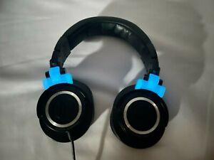 Audio Technica ATH-M50 / ATH-M50x Hinge Repair Kit - Multiple Color Options