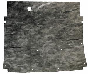 1973-1979 FORD & MERCURY 1977-79 THUNDERBIRD HOOD INSULATION PAD, INCLUDES CLIPS