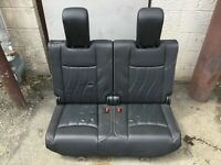 14-17 Infiniti QX60 Rear 3rd Third Row Seat w/ Headrests E