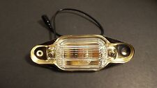 67 68 69 70 71 72- 87 Chevy GMC Pickup Truck License Plate Lamp Light Assembly.