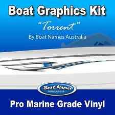 Boat Graphics Kit - Torrent
