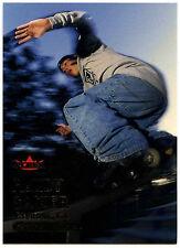 Randy Spizer Inline Skater #28 Fleer Adrenaline 2000 Gold Text Card (C311)
