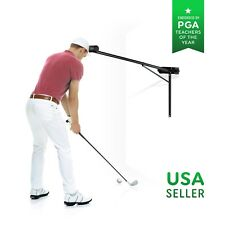 Golf Trainer PRO-HEAD Wall Model Swing & Spine Angle Correcting Training Aid