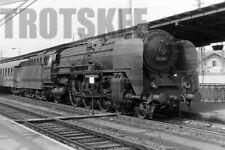 More details for 35mm negative db west germany railways steam loco 01 144 bebra 1963 deutsche