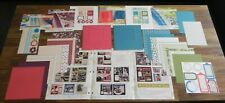 Creative Memories Dreaming of Paradise Kit - 2 Paper Albums with Stickers, paper