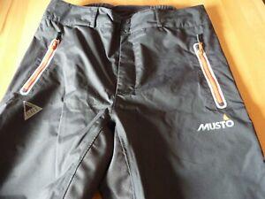 Musto Active Base Layer f/ür Segeln /& Skifahren Hose SCHWARZ