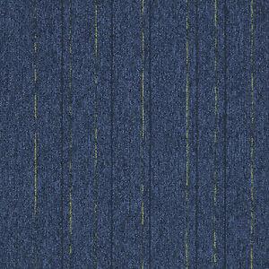 Brand New Boxed Straight Line Blue 506 Carpet Tiles 120M Job Lot - £5.90 Per SQM