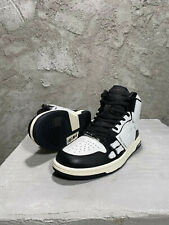 Falection 20FW CALIFORNIA AMIRIMIKE GENUINE LEATHER SKEL TOP SNEAKERS
