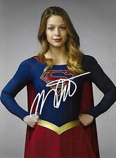 Melissa Benoist Supergirl signed in person Autographed photo Proof