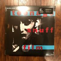 Rowland S. Howard - Teenage Snuff Film (Red Vinyl LP) Limited VMP Me Please Rare