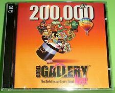 Corel Gallery Magic 200,000 (PC Software)