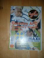 2009/10 GUISELEY V  MARINE
