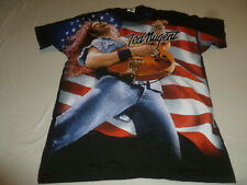 Ted Nugent One Nation Under Tour Concert Shirt Size Xl Country Out Of Print Tee