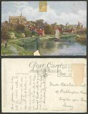 J Salmon Collectable Sussex Postcards