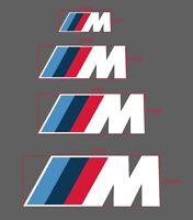 BMW brake caliper stickers/ decals- M Sport