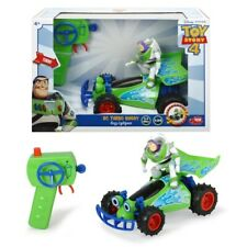 Toy Story 4 RC Turbo Buggy Buzz Lightyear Remote Control Playset NEW