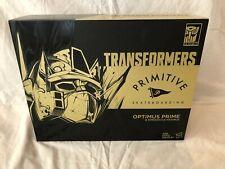 SDCC 2017 Hasbro Exclusive Transformers Primitive Skateboarding Optimus Prime