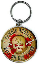 Biker Key Ring | Zombie Hunter | Keyring | Keys | Punk | Goth