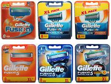 Gillette Fusion5 ProGlide Power Sortiment an Klingen 4 6 8 12 16 24 32 36 40 48