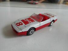 Edocar Chevrolet Corvette Coca Cola in White/Red