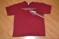 Faulkner State Sun Chiefs Softball T Shirt Minette AL Community College Nice XL