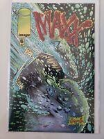 The Maxx Kieth Messner-Loebs Sinclair Heisler #4 Image Comics August 1993 NM