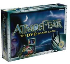 ATMOSFEAR The Gatekeeper DVD Board Game Vivid Games 2003 Interactive Age 12+