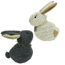 Fabric Bunny Rabbit Door Stop Prop Doorstop Stopper Weight