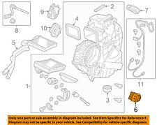 HONDA OEM 11-17 Odyssey Blower Motor-Resistor 79330SCAA02