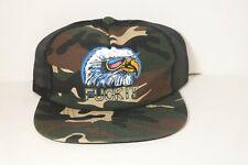 HUF Snapback Eagle Trucker Hat New Camo Fashion Hip