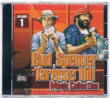 BUD SPENCER E TERENCE HILL MUSIC COLLECTION  VOL. 1 CD HOBBY & WORK SIGILLATO!!!
