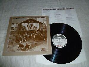 GLOBAL VILLAGE TRUCKING COMPANY-same '75 UK CAROLINE LP ORIG+INS. UK PROG.BAND