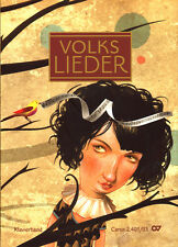 Volkslieder, Klavierband - Klavier Noten - CV2.401/03 - 9783899481501