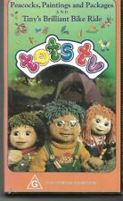 TOTS TV : Volume 5 and 6  (Children's  Vhs Video) near new