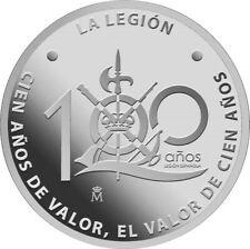 España medalla FNMT Centenario de la Legión 1920-2020 - Cuproníquel -